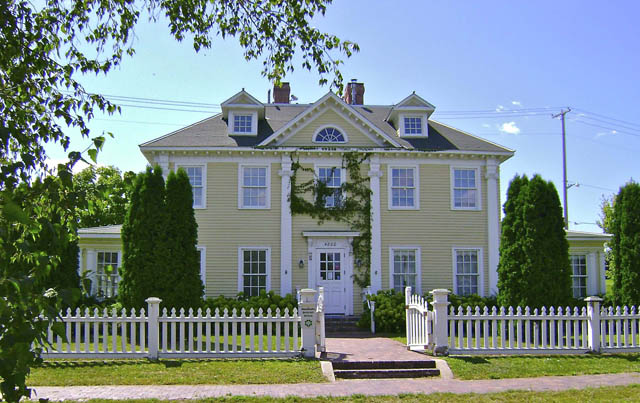 Longfellow history for Building a home in mn